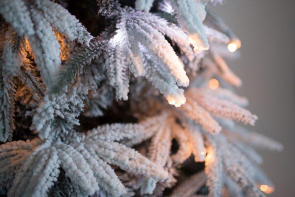 Елка искусственная снежная «Форесто» премиум 1,8м