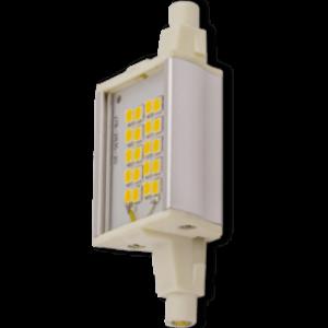 Лампа светодиодная Ecola Projector LED Lamp 4,5W F78 220V R7s 78х20х32
