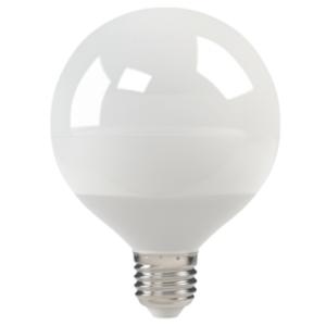 Ecola globe   LED Premium 17,0W G120 220V E27 2700K 360° шар (композит) 152×120