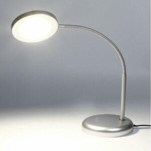 Светодиодный наст. светильник (LED) 7W/NW/Sil