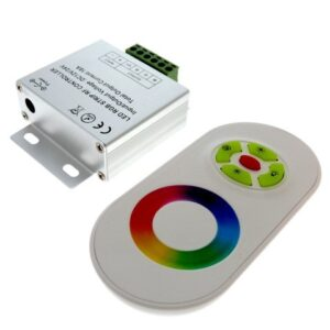 LED RGB controller радио Сенсорный 18А