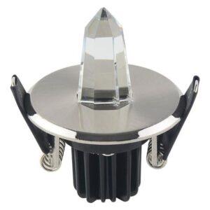 Светодиодный встраиваемый светильник 1ВТ NATALIA ЦВЕТНОЙ HL815L