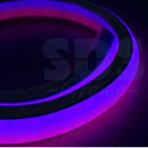 131-312 Гибкий Неон LED 4W (4-х жильный) – RGB (смена цвета), бухта 30м