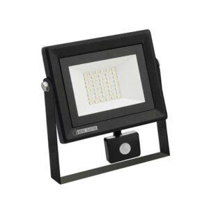 Прожектор светодиодный СДО-5Д-30 30Вт с датчиком движения IP65 PARS/S-30 Horoz