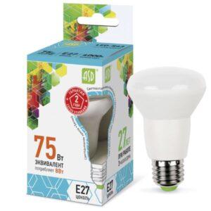 Лампа светодиодная LED-R63-standard 5.0Вт 220В Е27 450Лм