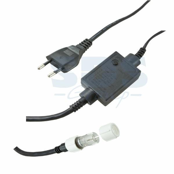 213-014 Контроллер 340W, 4 выхода, 8 программ 3-х контактный