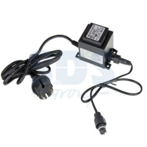 256-154 Блок питания для подключения LED сосулек 50см / 80 см, 230-9,5V