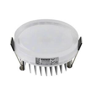 Светодиодный встраиваемый светильник 7Вт Horoz