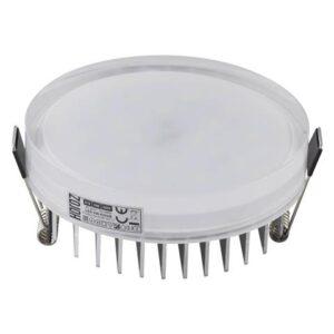 Светодиодный встраиваемый светильник 9Вт Horoz