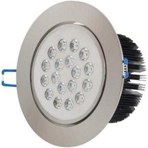 Светодиодный встраиваемый светильник 18вт VERA-18 HL 677L