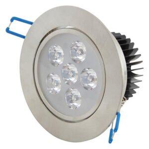 Светодиодный встраиваемый светильник 6вт VERA-6 HL675L