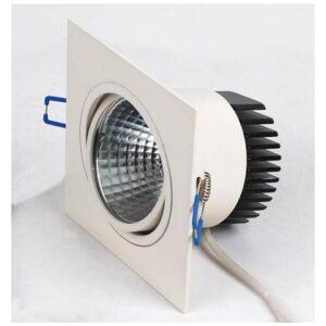 Светодиодный светильник встраиваемый 10вт VERONICA-10 HL6711L