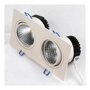 Светодиодный светильник встраиваемый 20вт VERONICA-20 HL6712L