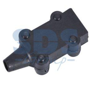 331-008 Заглушка для двухжильного кабеля Belt-light